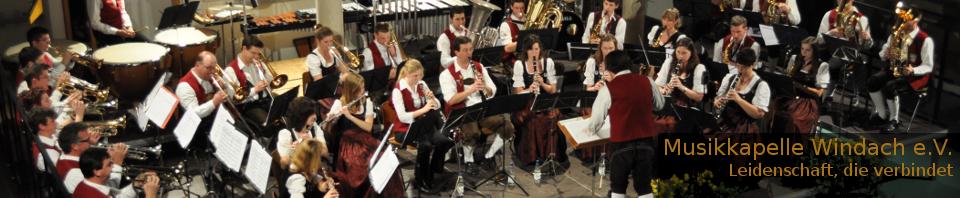 Musikkapelle Windach e.V.