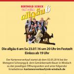 Allgäu 6 in Windach